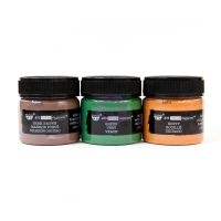 Prima Marketing Art Extravagance - Rust Paste - Metal Rust set of 3