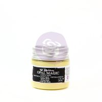 Prima Marketing Art Alchemy-Opal Magic Acrylic Paint -Yellow-Pink
