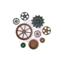 Prima Marketing Finnabair Mechanicals Set Machine Parts