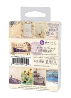 Prima Marketing 3x4 Journaling Cards-French Riviera