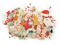Prima Marketing Sweet Peppermint Chipboard and More