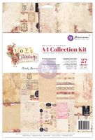 Prima Marketing A4 Collection Kit - Love Clippings