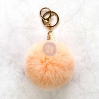 Prima Marketing Frank Garcia Planner Adornments - Pom Pom - Rose Gold