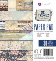 Prima Marketing St. Tropez 6X6 Paper Pad