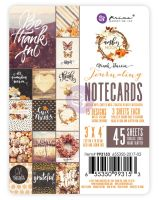 Prima Marketing Amber Moon - 3X4 Paper Pad