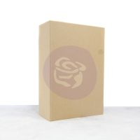 Prima Marketing Memory Hardware Chipboard Album - Grand Tall