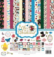 Echo Park Paper Alice in Wonderland 12x12 Collection Kit