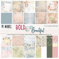 49 and Market Bold and Beautiful 12x12 Collection Pack