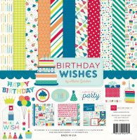 Echo Park Birthday Boy - 12x12 Collection Kit