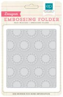 Echo Park Birthday Girl - Embossing Folders - View Finder