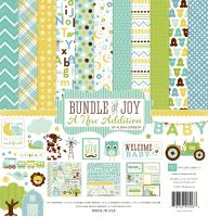 Echo Park Bundle of Joy 2 Boy 12x12 Collection Kit