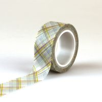 Echo Park Bundle of Joy 2 Boy Washi Tape | Plaid