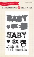 Echo Park Little One Die/Stamp - Bundle of Joy 2