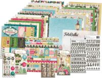 Bo Bunny Christmas in the Village I Want It All! 12x12 Collection Bundle