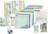 Bo Bunny Down By The Sea I Want It All! 12x12 Collection Bundle