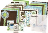 Bo Bunny Penelope I Want It All! 12x12 Collection Bundle