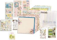 Bo Bunny Serendipity I Want It All! 12x12 Collection Bundle