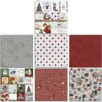 Bo Bunny Tis the Season 12x12 Bonus Paper Bundle