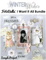 Bo Bunny Winter Wishes I Want It All! 12x12 Collection Bundle