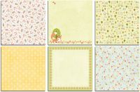 Bo Bunny Weekend Adventures Bonus 12x12 Paper Bundle