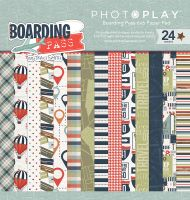 PhotoPlay Boarding Pass 6x6 Pad