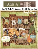 Monthly Bo Bunny 12x12 I Want It All Membership
