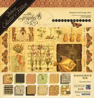 Graphic 45 Botanicabella - Deluxe Collectors Edition