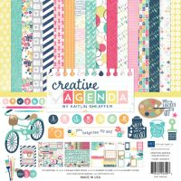 Echo Park Creative Agenda 12x12 Collection Kit