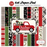 Carta Bella Christmas Delivery 6x6 Paper Pad