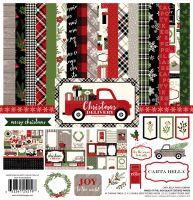Carta Bella Christmas Delivery 12x12 Collection Kit