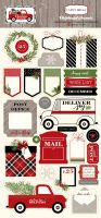 Carta Bella Christmas Delivery 6x13 Chipboard