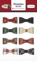 Carta Bella Cabin Fever Decorative Bows