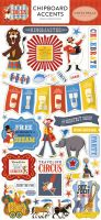 Carta Bella Circus 6x12 Chipboard Accents