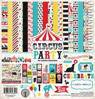 Carta Bella Circus Party  12x12 Collection Kit