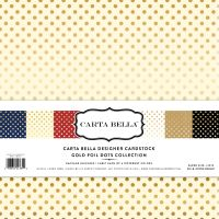 Carta Bella Silver Foil 12x12 Collection Kit