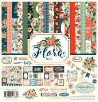 Carta Bella Flora no.2 Collection Kit