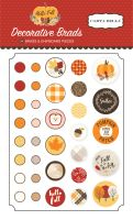 Carta Bella Hello Fall Decorative Brads