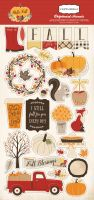Carta Bella Hello Fall 6x13 Chipboard