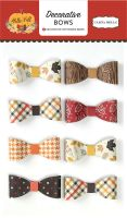 Carta Bella Hello Fall Decorative Bows