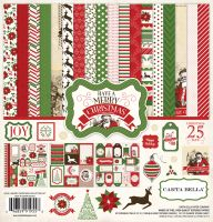 Carta Bella Have a Merry Christmas 12x12 Collection Kit
