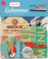 Carta Bella Let's Cruise Ephemera