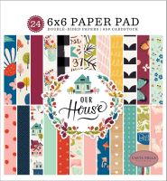 Carta Bella Our House 6x6 Paper Pad