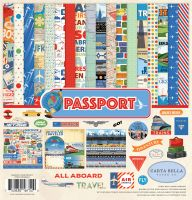Carta Bella Passport Collection Kit
