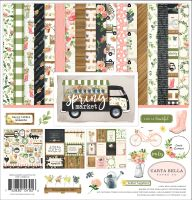 Carta Bella Spring Market Collection Kit