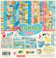 Carta Bella Summer Splash 12x12 Collection Kit