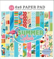 Carta Bella Summer Splash 6x6 Paper Pad