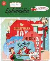 Carta Bella A Very Merry Christmas Frames & Tags Ephemera