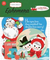 Carta Bella A Very Merry Christmas Ephemera
