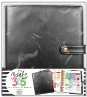 Me & My Big Ideas Create 365 The Happy Planner Deluxe Cover - Black (Classic)
