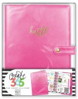 Me & My Big Ideas Create 365 The Happy Planner Deluxe Cover - Berry (Mini)
